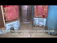 Energy Saving Tip: How to Save Electricity on a Water Heater