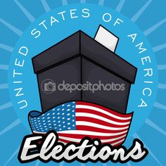 Dark Ballot Box Ready for the American Elections