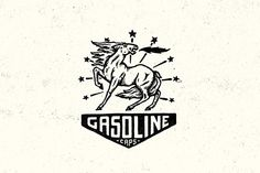 Gasoline Caps by Nathan Yoder