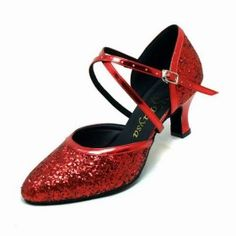 Not practical at all of course but I'm afraid my heart wants to dance in these.