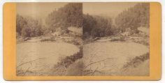 Pennsylvania Coal Fields, Valley at the Weigh Scales near SHAMOKIN PA Stereoview