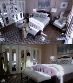 Olivia Pope S Bedroom
