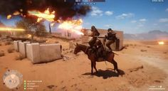 """The 'Battlefield 1' Beta Appears To Be A Glitchy Hilarious Mess -  The 'Battlefield 1' Beta Appears To Be A Glitchy Hilarious Mess We're really hoping that the recently-concluded open beta for """"Battlefield 1"""" is actually a beta because this is well... something. There are bodies falling through the ground planes getting flung into the stratosphere and uh three soldiers riding on a single horse? Fecha: September 19 2016 at 03:00PM via Digg: http://ift.tt/2deyU7p - Sigueme en mi página de…"""