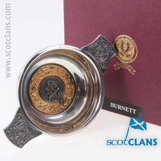 Burnett Clan Crest Q