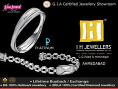 14-Sep-2015 Platinum Official Retailer  #PlatinumJewelry #Platinum  #IHJEWELERS #AHMADABAD #GOLDORNAMENTS  http://www.ihjewellers.com/about.php