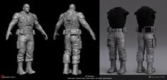 Gears of War 4 | The Coalition - Art Dump — polycount