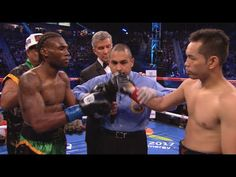Oh man... RT Nonito Donaire vs. Nicholas Walters Highlights: HBO World Championship Boxing - YouTube