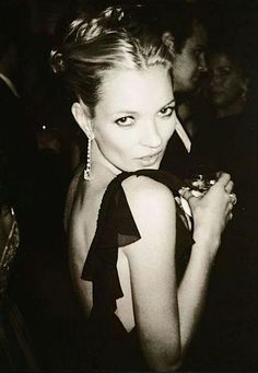 Mario Testino Kate Moss Limited Edition Photo 33x45cm New York 2007 B&W Portrait