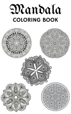 free mandala coloring pages for signing up for this newsletter