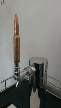 Ammo Beer Tap Handle #bullet