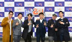 "Night, 2 Days"" to Film in Los Angeles Next Month Music Film, Dance Music, Rock Music, Two Days One Night, 1st Night, Kim Joo Hyuk, Cha Tae Hyun, Jung Joon Young, Korean Variety Shows"