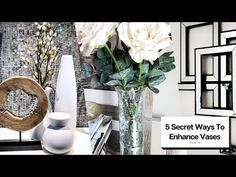 5 Secret Ways To Enhance Dollar Tree Vases You Don't Know About - YouTube