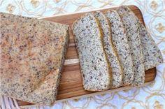 Grain Free High Protein & Fiber Bread (xanthan/guar gum free) from Megan at Allergy Free Alaska