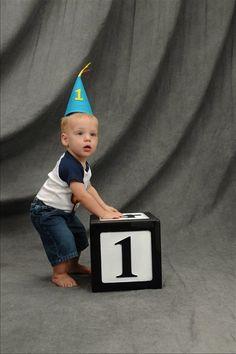 Ethan's 1st birthday photo shoot *OVERLOAD* - April 2010 Birth Club - BabyCenter