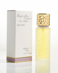 My favorite scent:  Quelques Fleur ALL TIME FAVORITE...