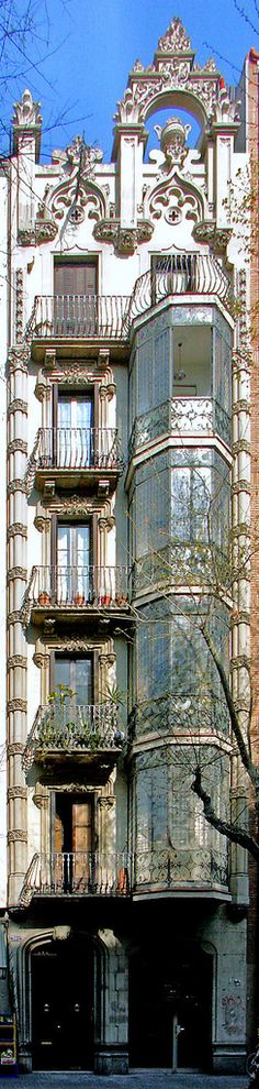 Barcelona - Rosselló 301 a | Flickr - Photo Sharing!
