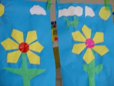 jufjanneke.nl - Bloemen/Lente Most Beautiful Pictures, Cool Pictures, More Fun, Origami, Presents, The Incredibles, Diy, Spring Flowers, School