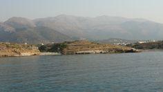 Medusa lived and died on Sarpedon Island.