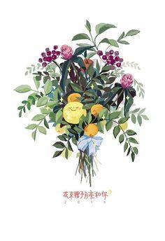 目回回的照片 - 微相册@大王ķ采集到花环/植物(247图)_花瓣: