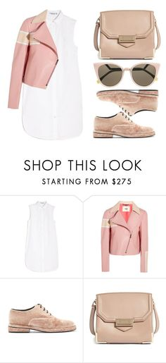 """""""#398"""" by missad3 ❤ liked on Polyvore featuring T By Alexander Wang, Fendi, Amélie Pichard and Alexander Wang"""