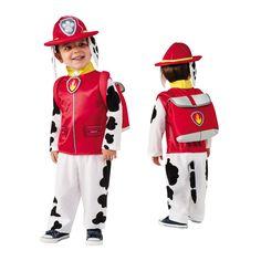 Déguisement Pompier Marshall - Paw Patrol® #déguisementsenfants #costumespetitsenfants #nouveauté2016