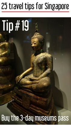 Although Singapore's museums are not as ostentatious as the ones of Paris, London and New York, they are well worth visit... | 25 Great travel tips for Singapore