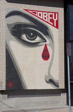 The eye of Obey!