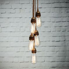 The Mullan Lome Cluster Pendant Light gives a warm aesthetic impression to your home.