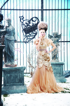 To Dream of Heaven by Amato Couture Photographed by Tejal Patni