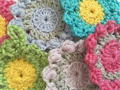 Baobab's Crochet Flower Mini Mandalas and Inspiring Messages