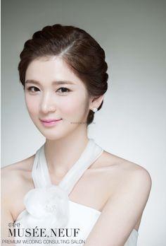 Musee Neuf in Korea Hair & Makeup Sample
