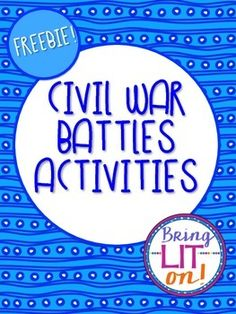 Help your students prepare for new Common Core social studies tests, like TNReady, with this FREE product. Students will identify the location, chronological order, and outcome of 12 major battles or events of the Civil War, including: Fort Sumter, First Battle of Bull Run, Fort Henry and Donelson, Shiloh, Antietam, Gettysburg, Vicksburg, Chickamauga, Franklin, Nashville, and Appomattox Court House.