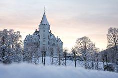 Villa Gamlehaugen, Gamlehaugvegen 10, 5231 Paradis, Norway