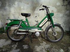 Oldtimer Mofa Peugeot 103 MD