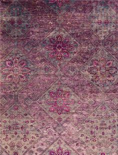 Seville - FANDANGO - Samad Rugs- Handmade Carpets #rug #interior