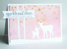 Stamp Highlight: Winter Wonderland