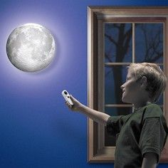 Amazing LED Healing Moon Night Light Lamp with Remote Controller decoration indoor led wall light My New Room, My Room, Room Lights, Wall Lights, Led Wand, Nightlights, Night Lamps, Bedroom Themes, Bedrooms