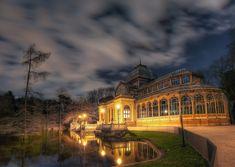 Crystal Palace – Palacio de Cristal, Parque del Retiro, Madrid, HDR   by marcp_dmoz