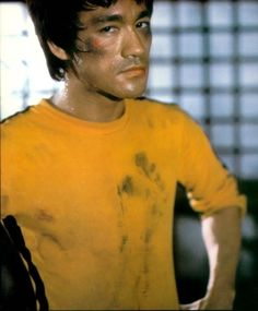 Bruce Lee - He's probably one of the biggest inspiration that I have. I'll always remember the times I used to imitate Lee. He was such a talented human being. I still think that he's irreplacable...