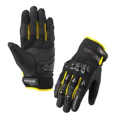 The HERO motorcycle glove has everything you need to protect your hands. The injected TPU protections safeguard your knuckles, fingers, forearms and wrists of your hands from potential trauma. Areas in Neoprene and stretch spandex provide a comfortable fit.