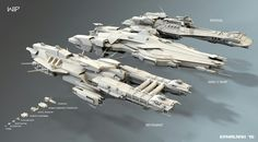 Star Citizen Ship Size Comparison
