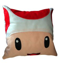 I think my whole house is going to just be filled with nerdy pillows because I love pillows so much