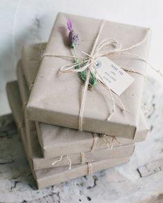 Packaging.
