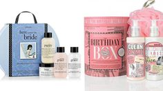 Need a great gift? For brides, birthdays and babies, try a beauty set