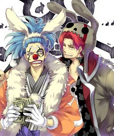 Buggy and shanks #one piece