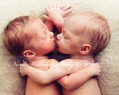 I'm not having twins but this is so sweet!