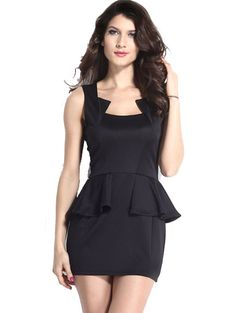Party dresses sleeveless new style sexy slim women clothes YR-21283