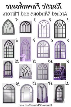 Home Interior Styles 16 Rustic Farmhouse Arched Windows and Mirrors.Home Interior Styles  16 Rustic Farmhouse Arched Windows and Mirrors