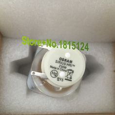 NEW FIT 1pc/lot 230W Lamp OSRAM SIRIUS HRI 230W Moving head beam light bulb Compatible with MSD 7R Platinum Sharpy 7R lamp