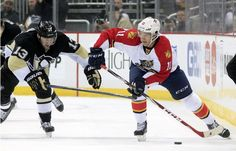 Florida Panthers Sign Jonathan Huberdeau To Extension